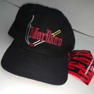 Vintage Marlboro Hat NWT